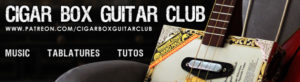 Cigar box guitar club